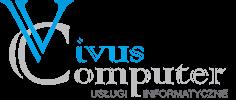 Vivus Computer's Company logo